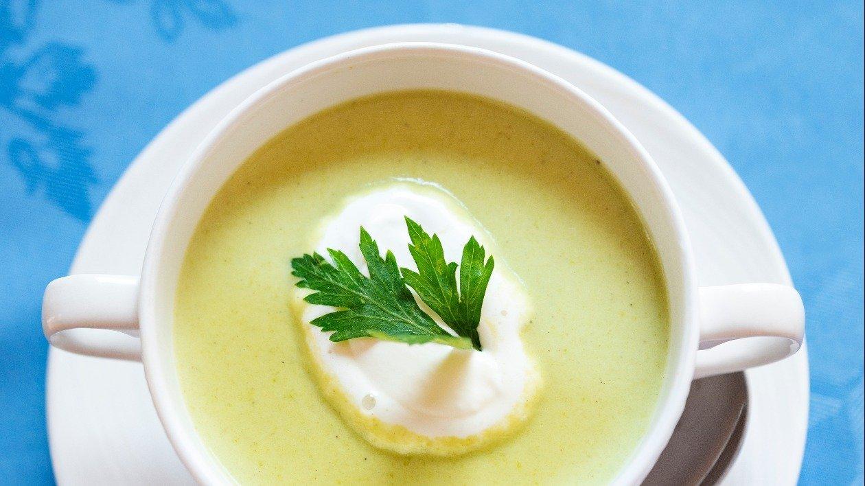 Asparagus Soup – recipe