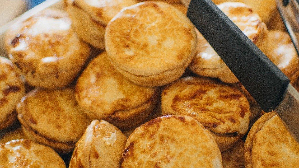 Australian Steak and Cheese Pies – recipe