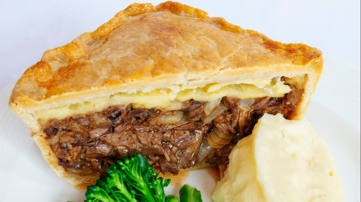 Australian Steak and Cheese Pies  – recipe