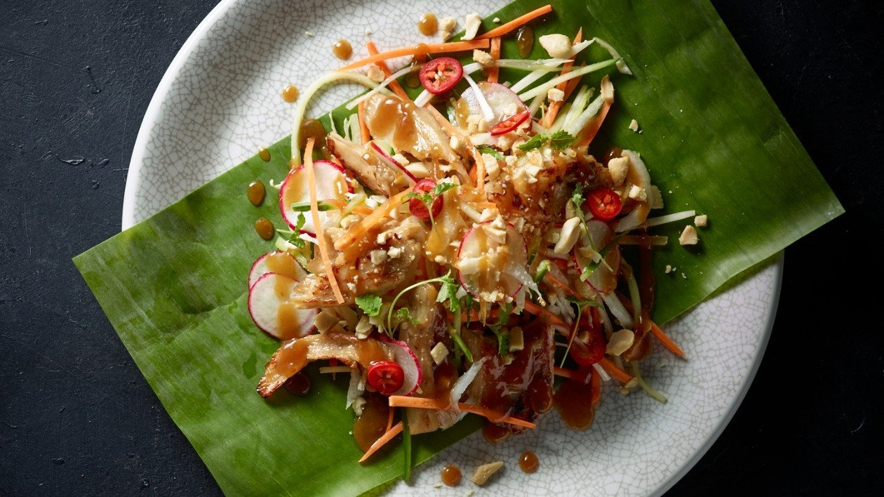 Bang Bang  Chicken Salad  – recipe