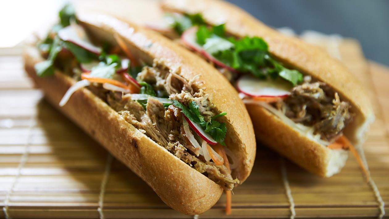 Banh Mi - Pork baguette – recipe