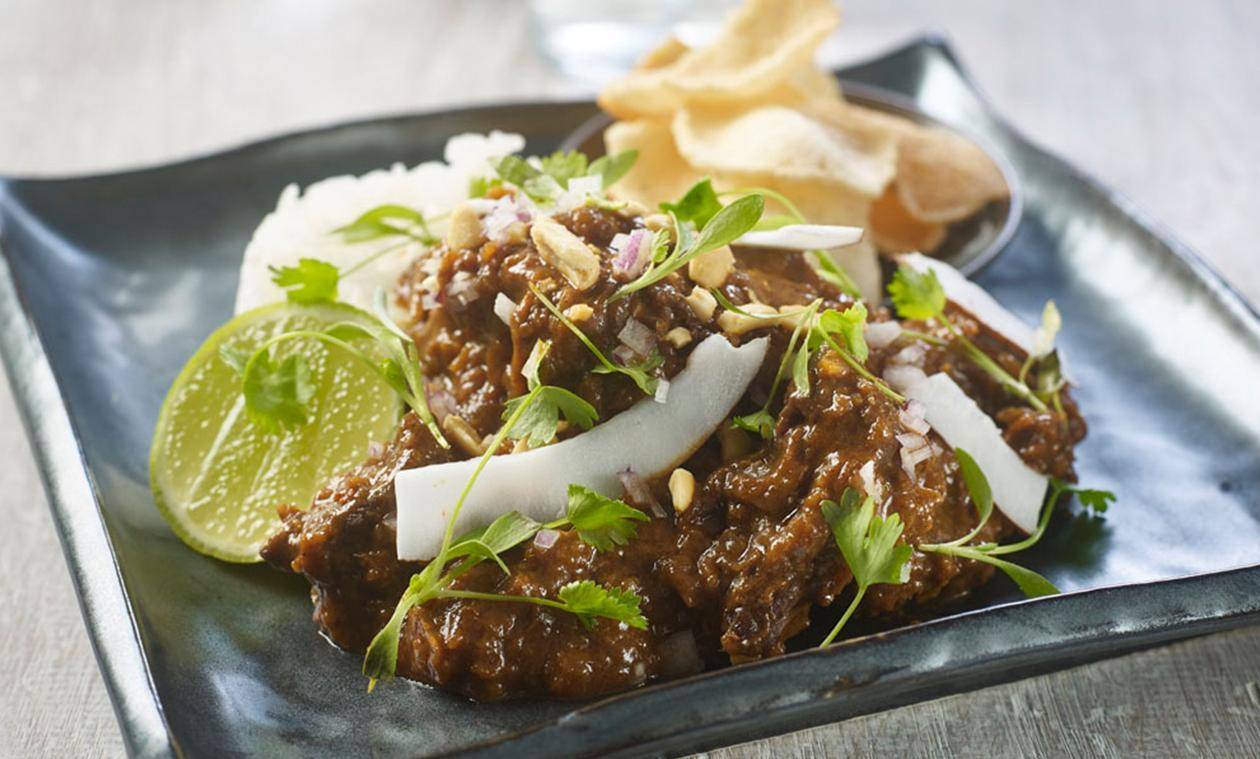 Beef Rendang By Chris Barber (variation)