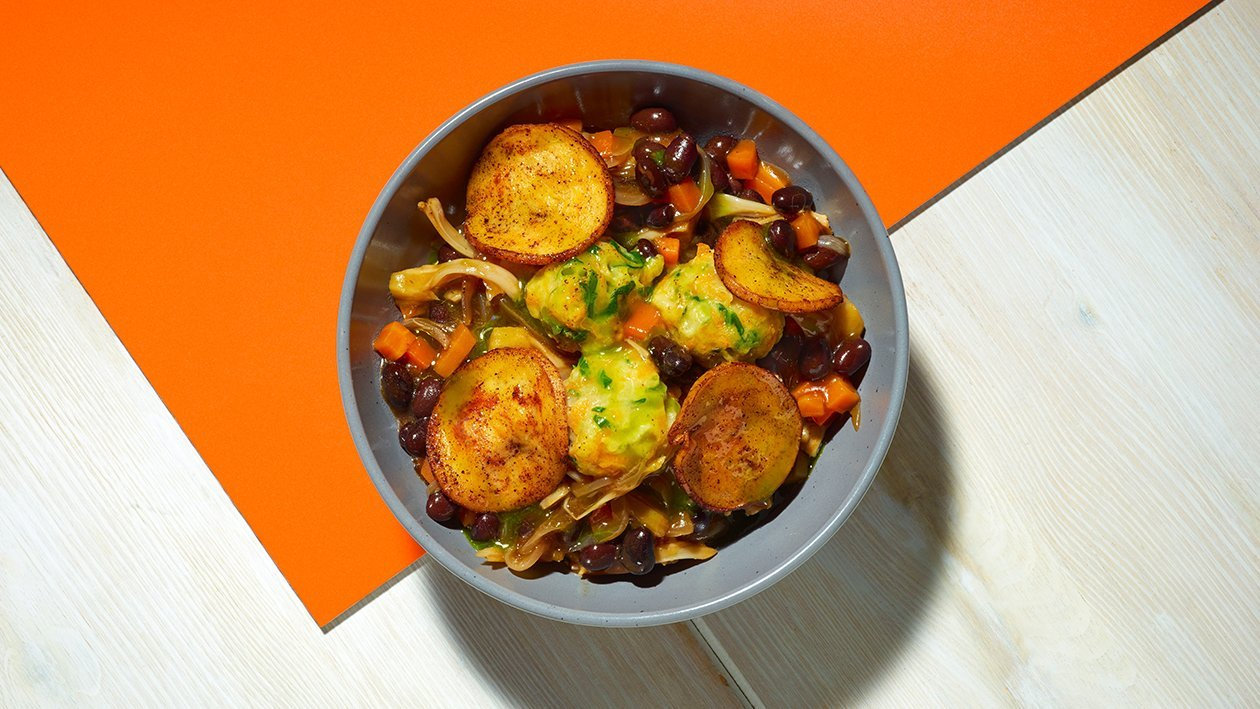 Black Bean and Jackfruit Feijoada – recipe