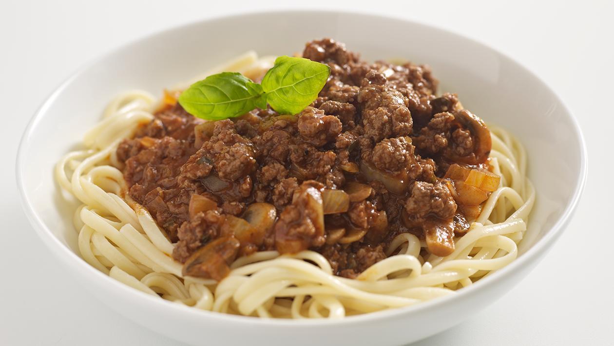 Buon Appetito Spaghetti Bolognese Recipe Unilever Food
