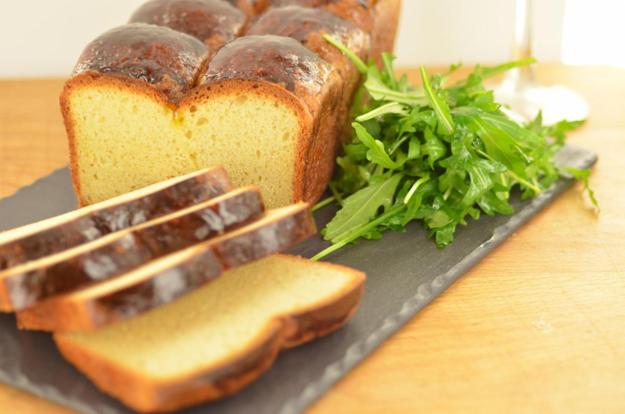 Butter brioche – recipe