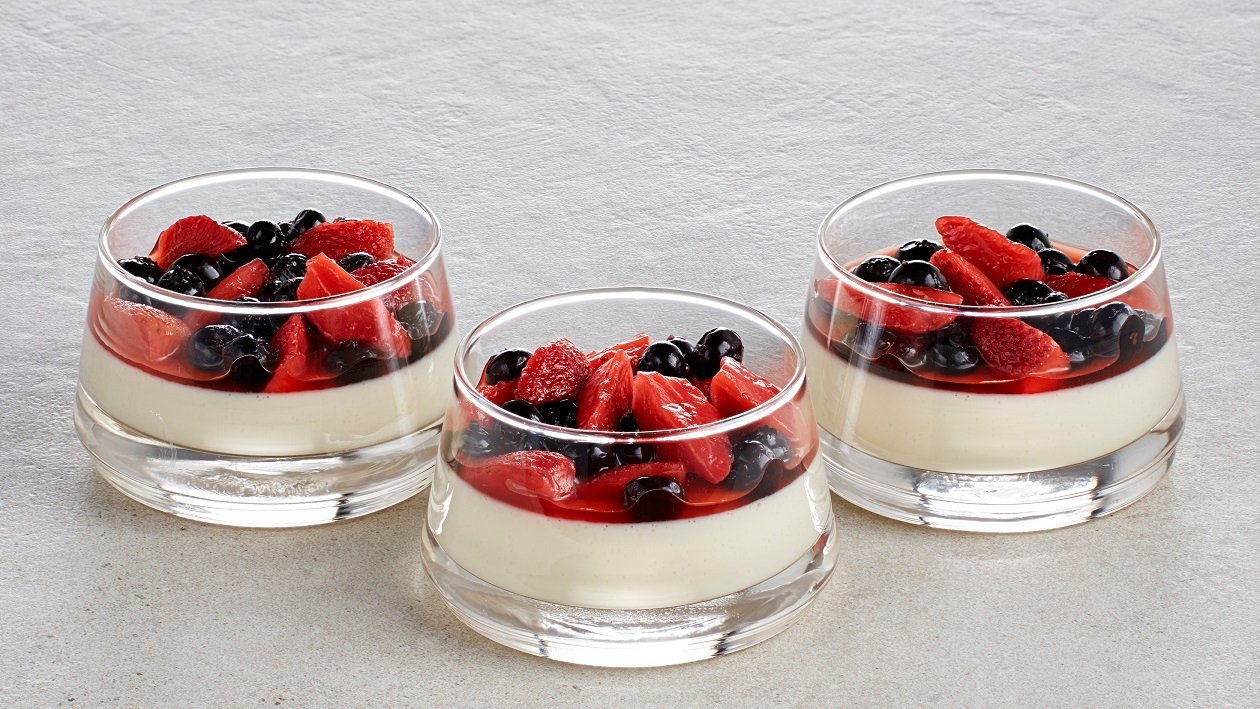 Buttermilk Panna Cotta – recipe