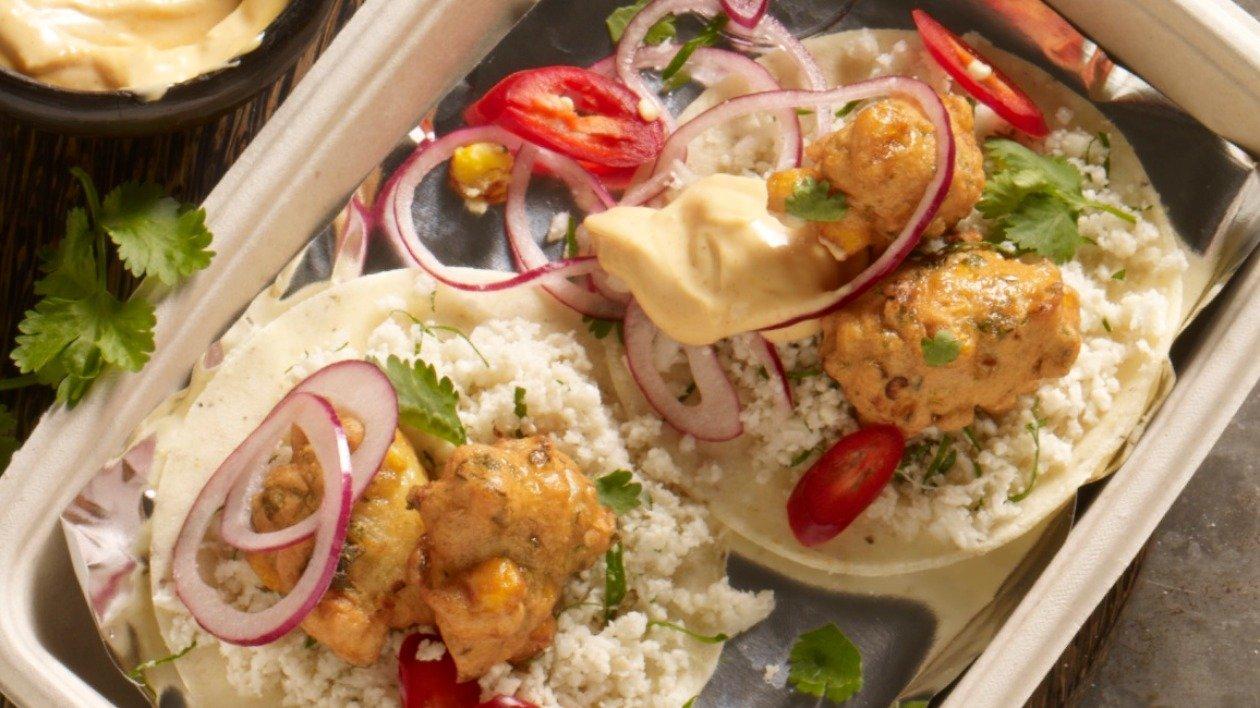 Charred Corn & Jalapeno Fritter – recipe