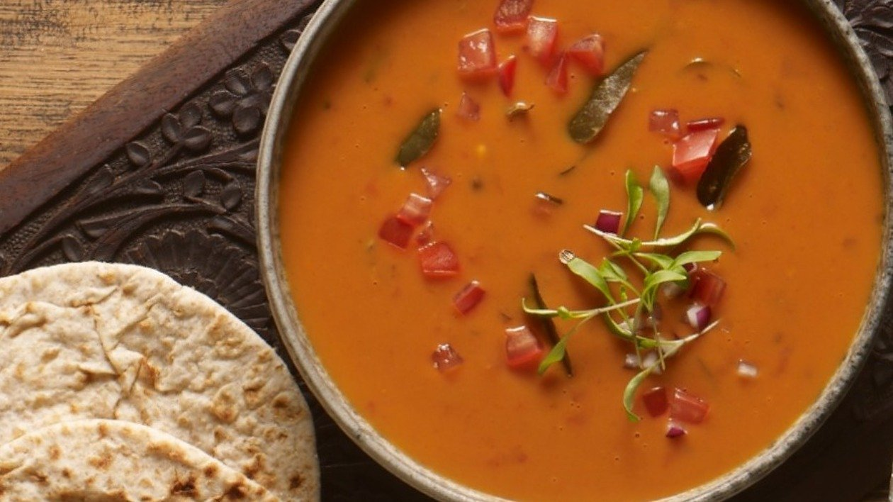Chennai Coconut & Tomato Soup – recipe