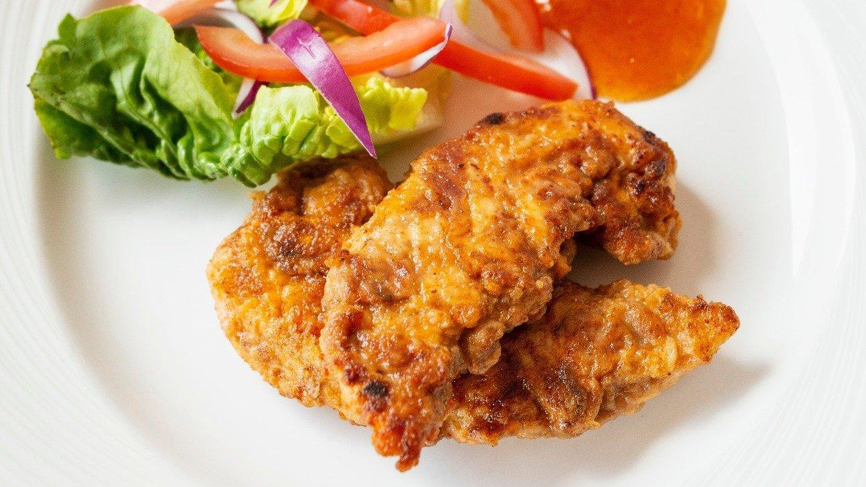 Chicken Pakora – recipe