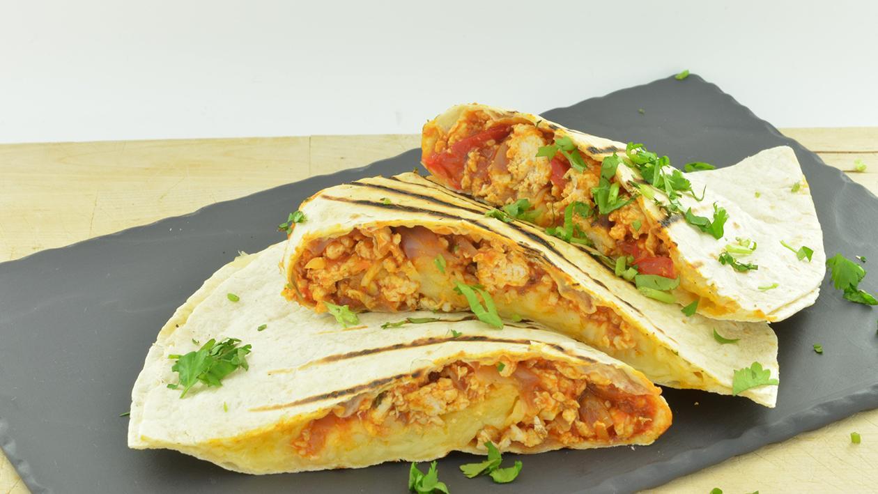 Chicken quesadilla - Buen Provecho  – recipe