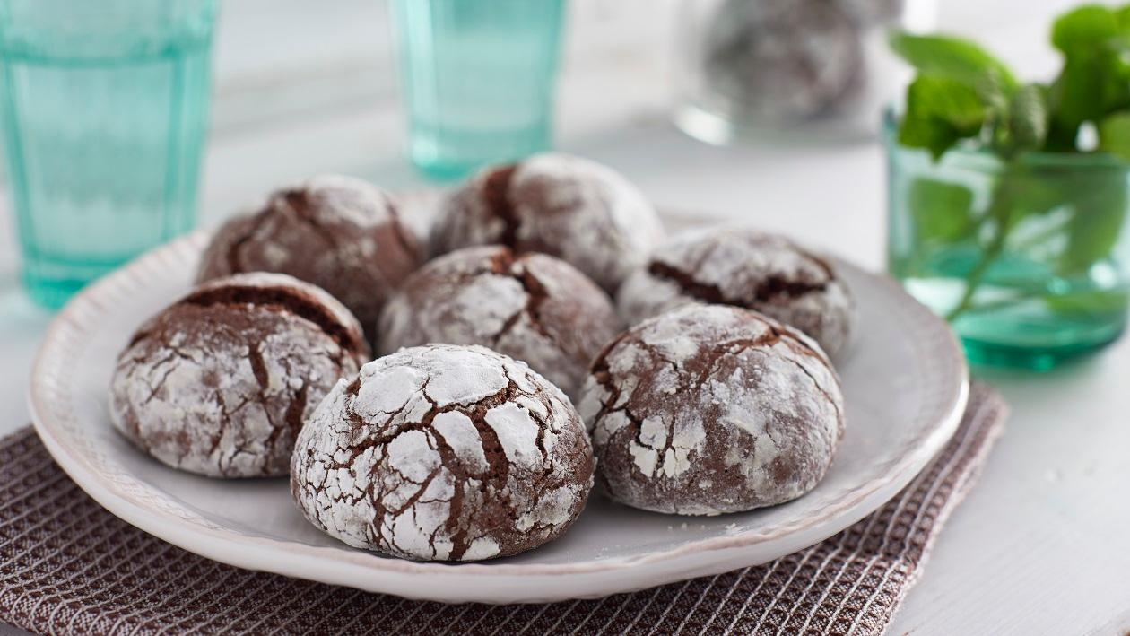 Chocolate and PG Tips peppermint tea cookies – recipe