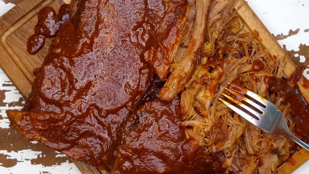 Firecracker pulled brisket – recipe