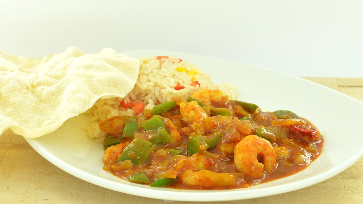 Karwari Jheenga (prawn curry) – recipe