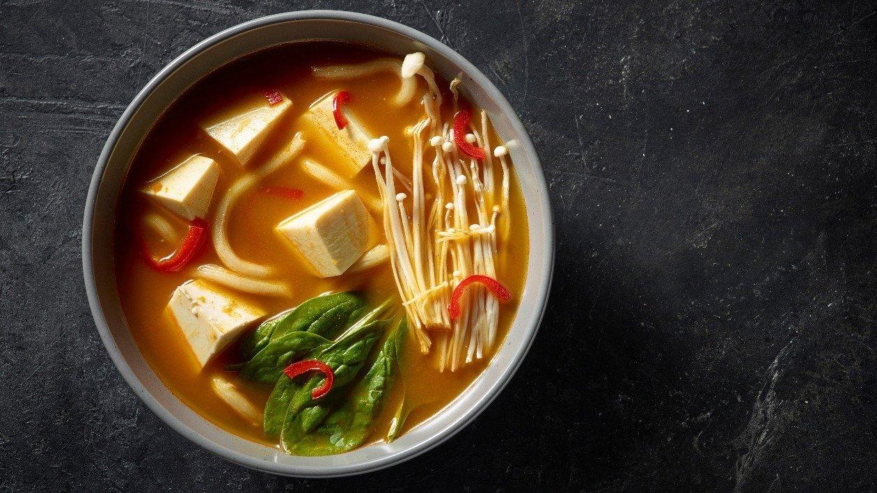 Katsu Tofu Broth – recipe