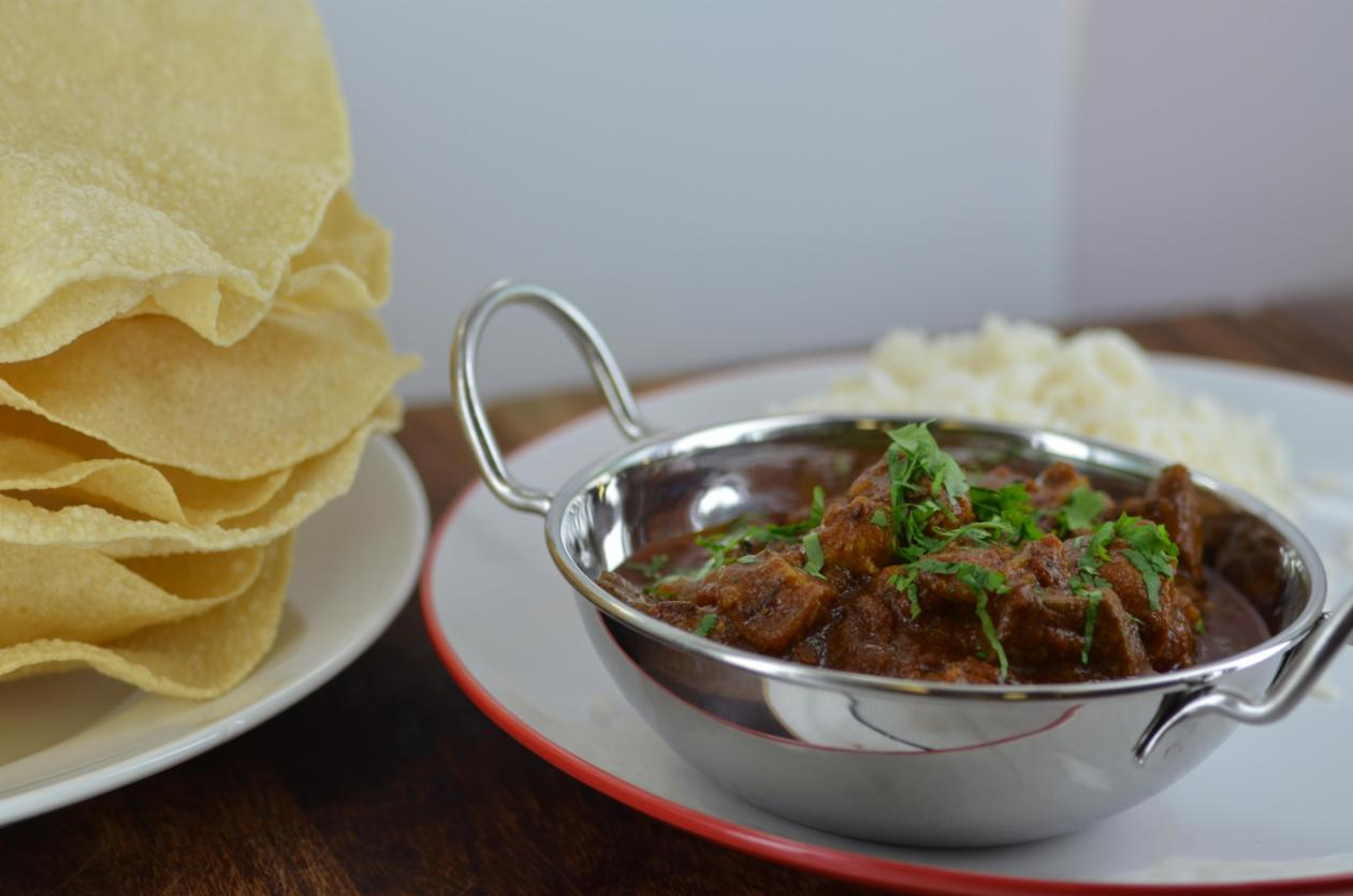 Lal Maas (North Indian Style Lamb Curry)