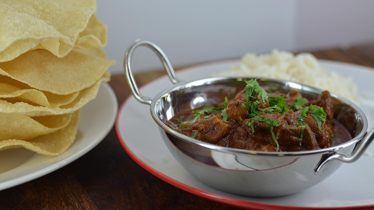 Lal Maas (North Indian Style Lamb Curry) – recipe