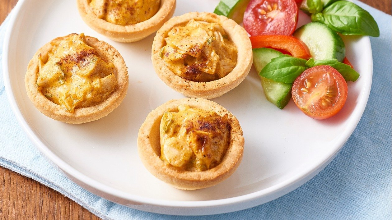 Mango Chicken Tartlets – recipe