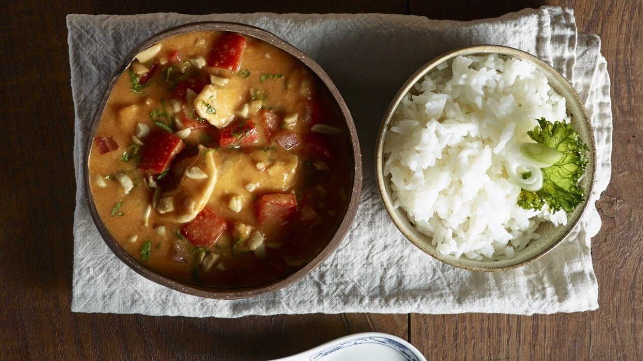 Panang Chicken Curry – recipe