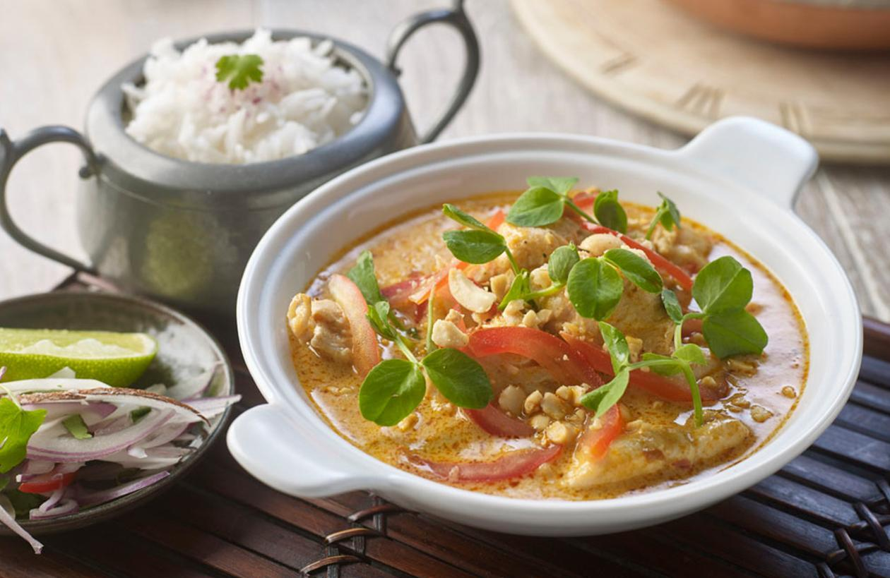 Panang Curry by Chris Barber  (variation)