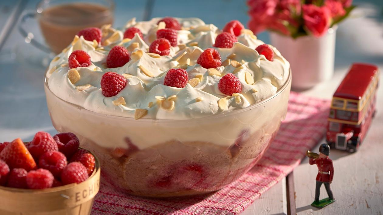 PG Tips red berry tea trifle – recipe