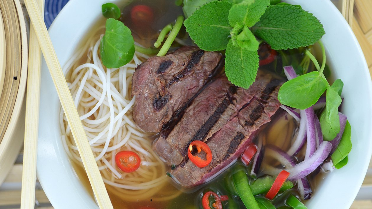 Pho Bo Luc Lac – recipe