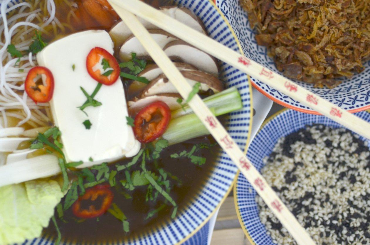 Pho Teriyaki – recipe