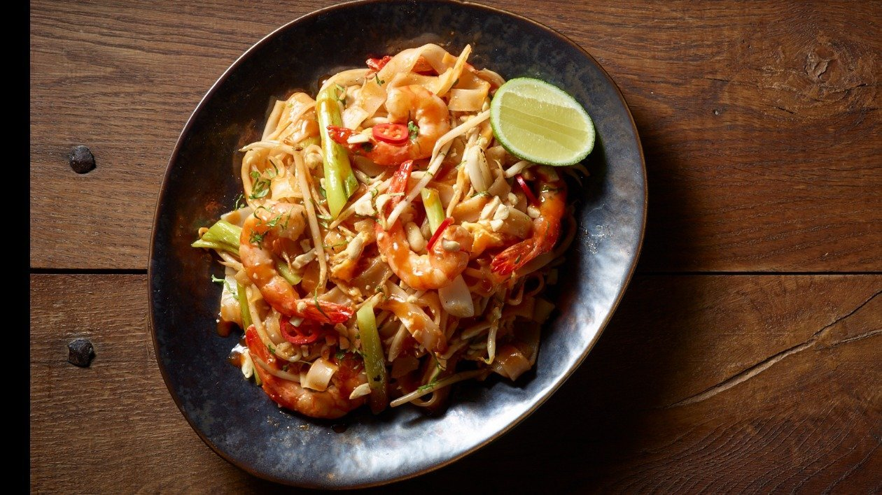 Prawn Pad Thai  – recipe