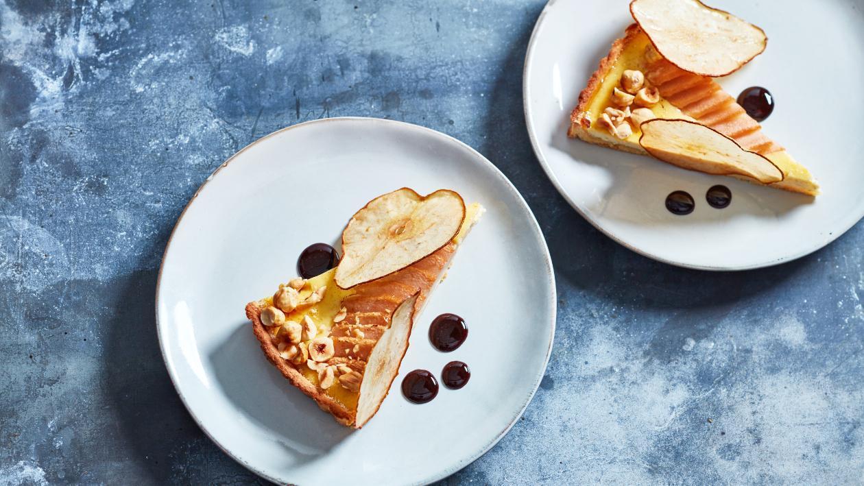 Ricotta & Pear Crostata – recipe