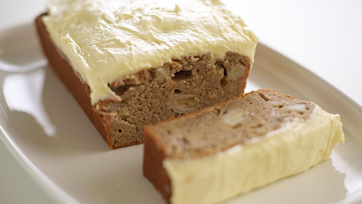 School baking - banana cake – recipe