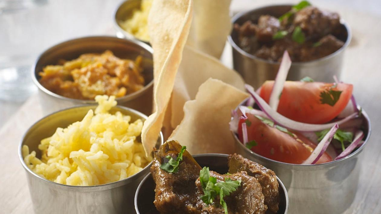 South Indian lamb curry (Chettinad curry) By Manish Sharma – recipe