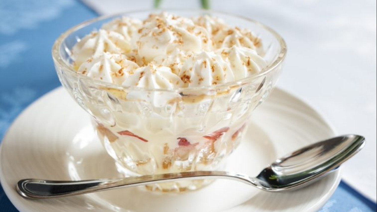 Strawberry Trifle – recipe