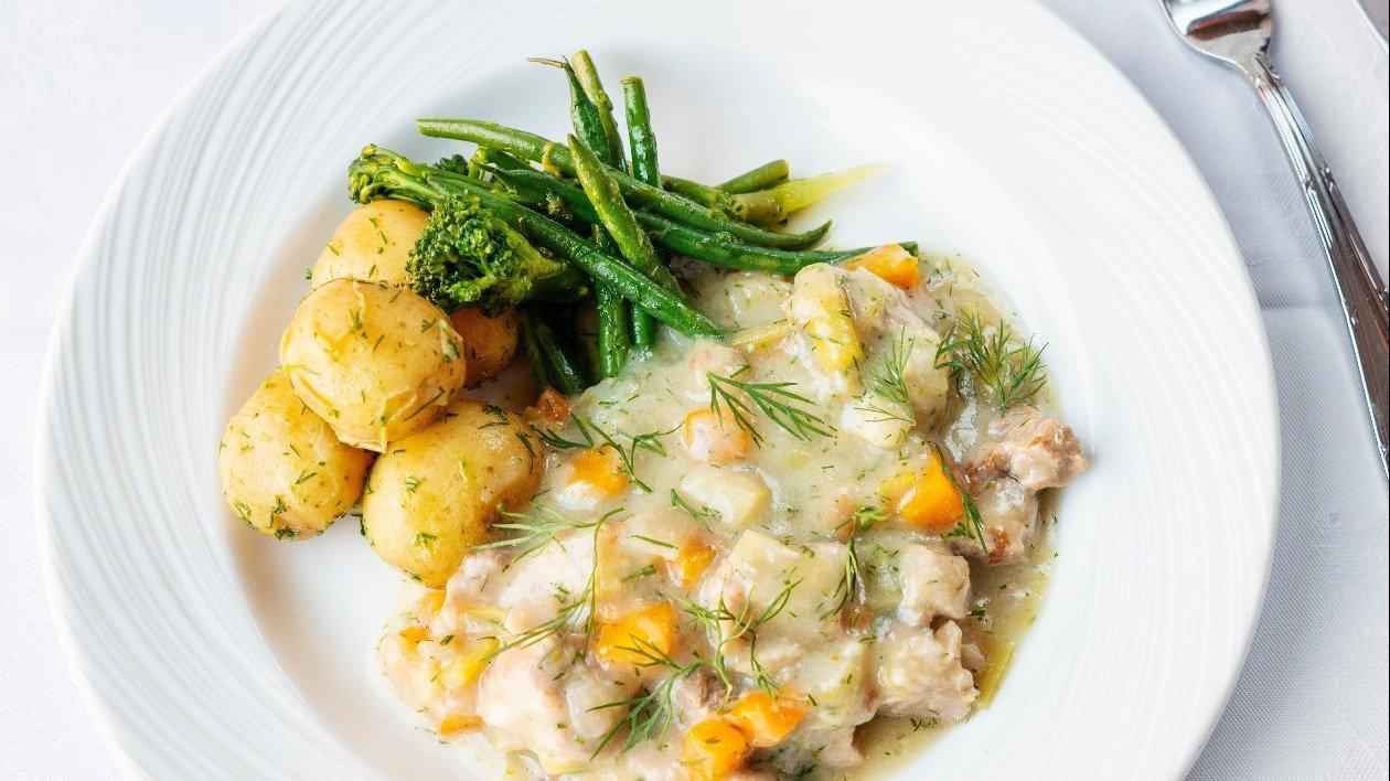 Swedish Dillknott Lamb and Dill stew – recipe