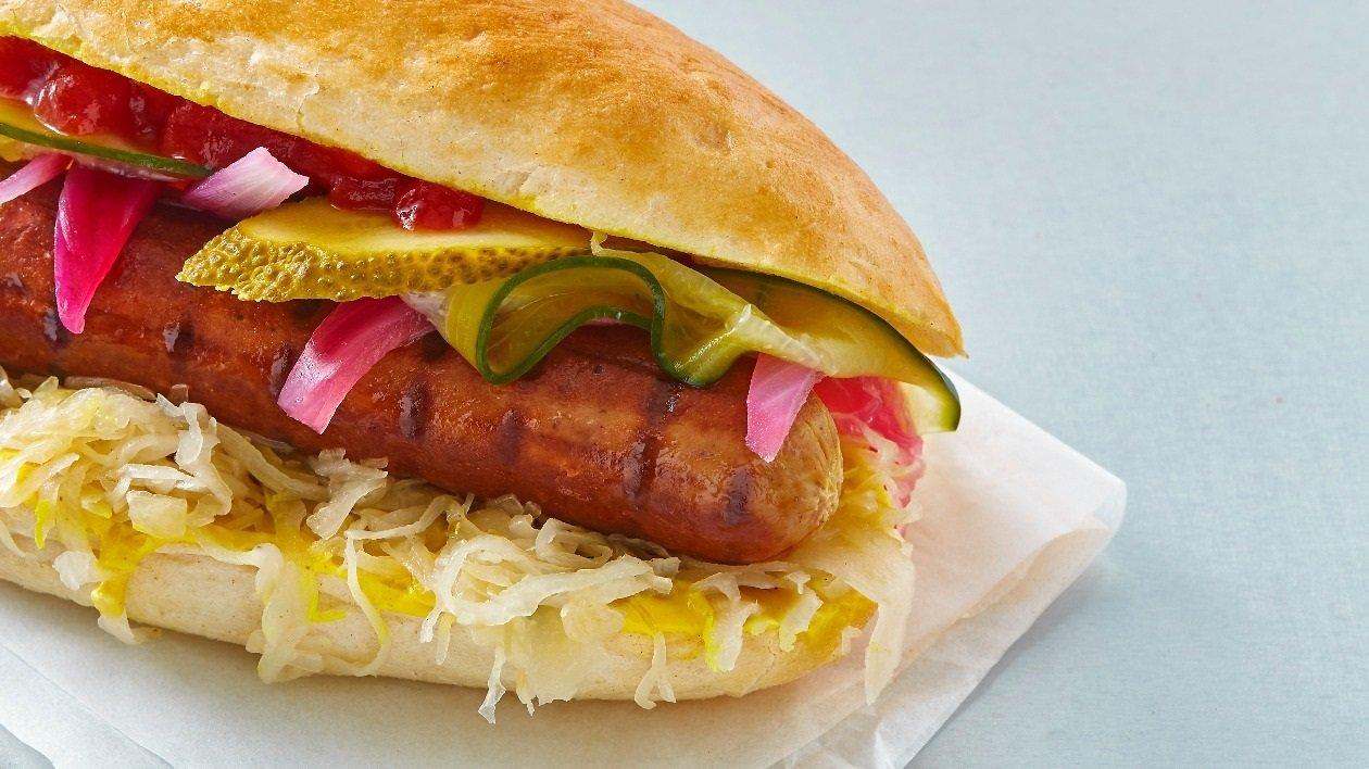 The Vegetarian Butcher Hotdog – recipe