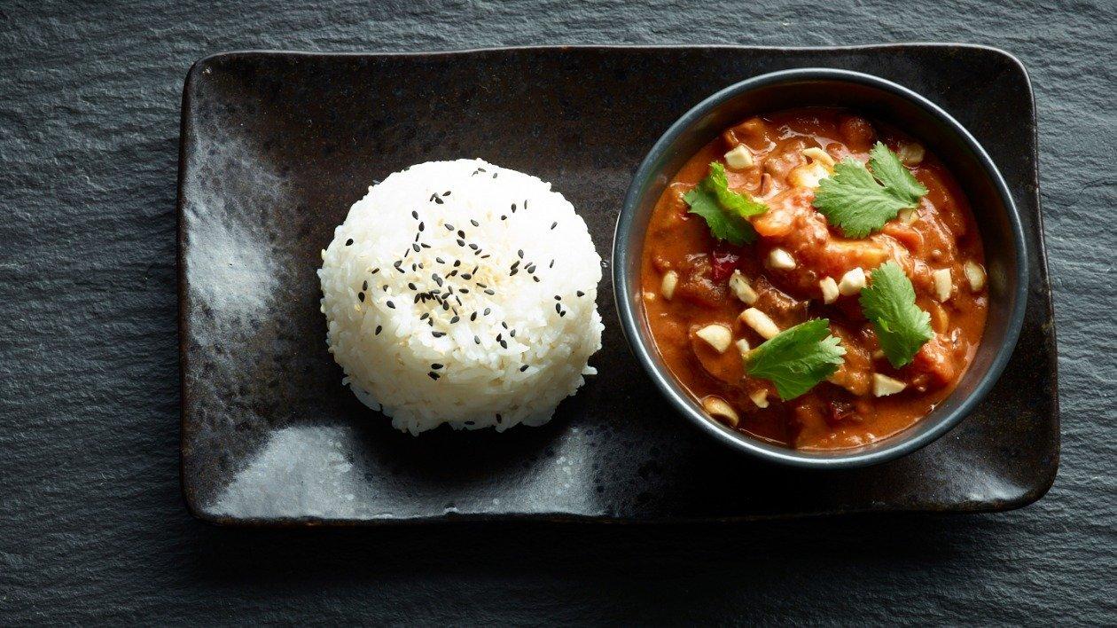 Vegetable Massaman Curry  – recipe