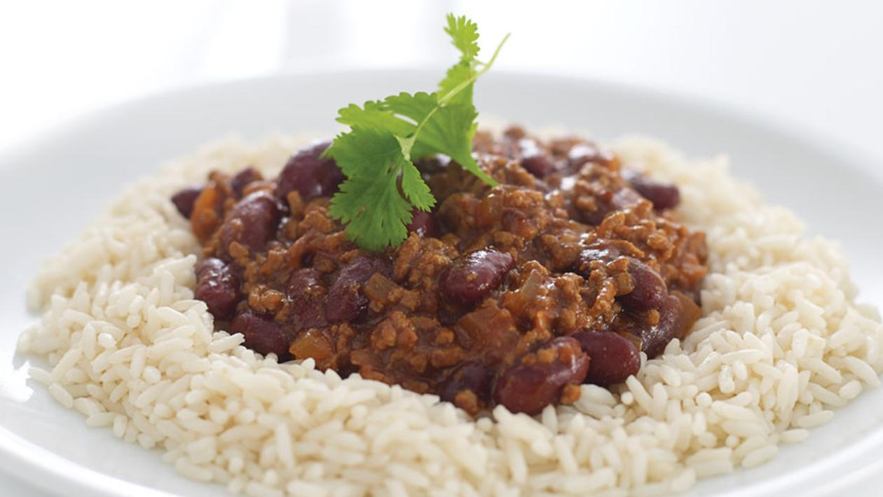 Yucatan chilli con carne and smoked paprika – recipe