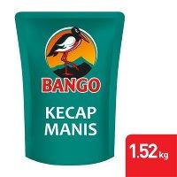 1 Carton Bango Kecap Manis Pouch 1.52kg