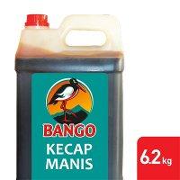 2 Pieces Bango Kecap Manis Jerrycan 6.2kg