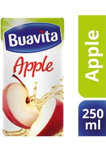 Buavita Apple 250ml -