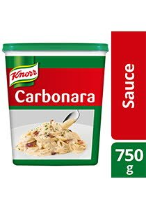 Knorr Carbonara Sauce 750g