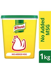 Knorr Chicken Seasoning No Added MSG 1kg -