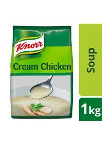 Knorr Cream of Chicken Soup 1kg