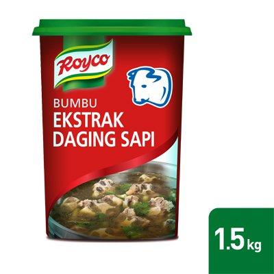 Royco Bumbu Ekstrak Daging Sapi 1.5kg -