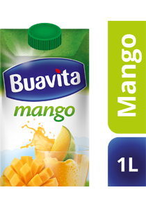 Buavita Mango 1L - Buavita, most favourite juice made with real fruits, fresh and healthy