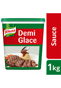 Knorr Demi Glace Sauce 1kg - Knorr Demi Glace, save time without sacrificing your personal touch