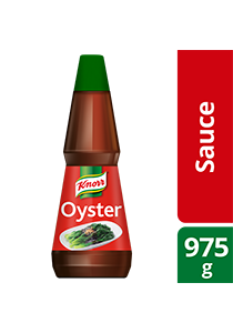 Knorr Oyster Flavoured Sauce 975g