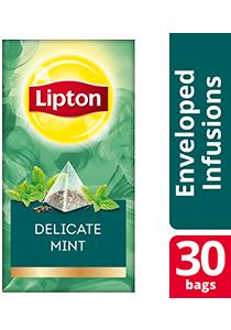 Lipton Pyramid Delicate Mint 30x1.1g