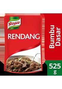 Royco Bumbu Dasar Rendang 525g - With Royco Bumbu Dasar Rendang, everyone can make delicious authentic Rendang every time!