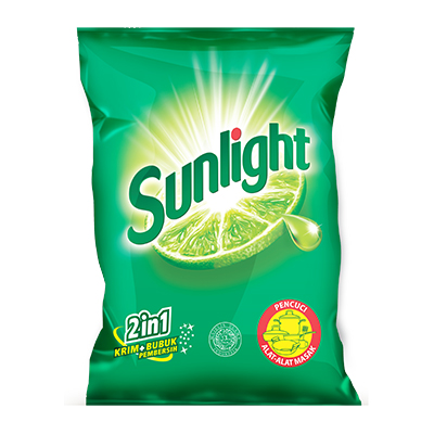 Sunlight Lime Cream 1kg - 2IN1 Cream + Powder Cleaner, Easily Removes Food Burnt Staint without A Scratch. 100 Lime Power.