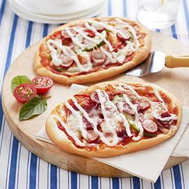 Pizza Mayo Bread