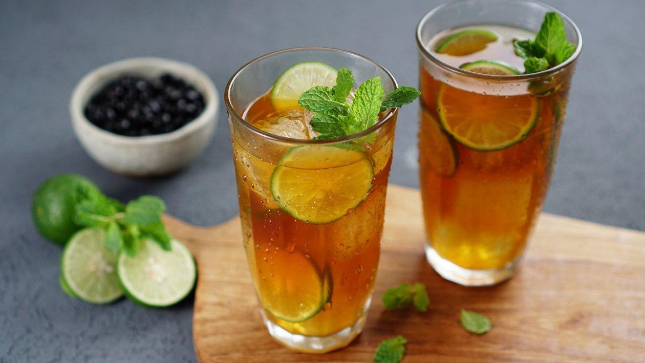 Bango Ice Lime Tea
